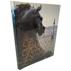 St. Petersburg, Petrograd, Leningrad Nikolai Rakhmanov Hardcover Book