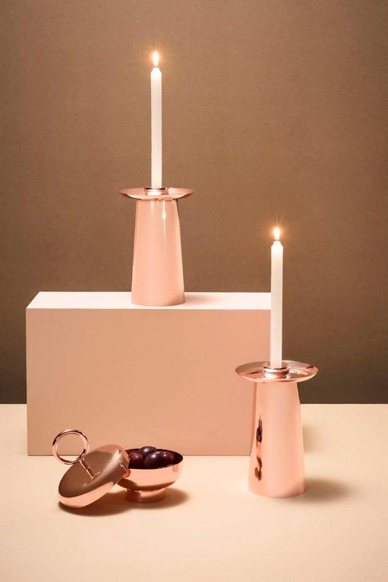 Brazilian 'Stack' Box by Brunno Jahara, Contemporary Design For Sale