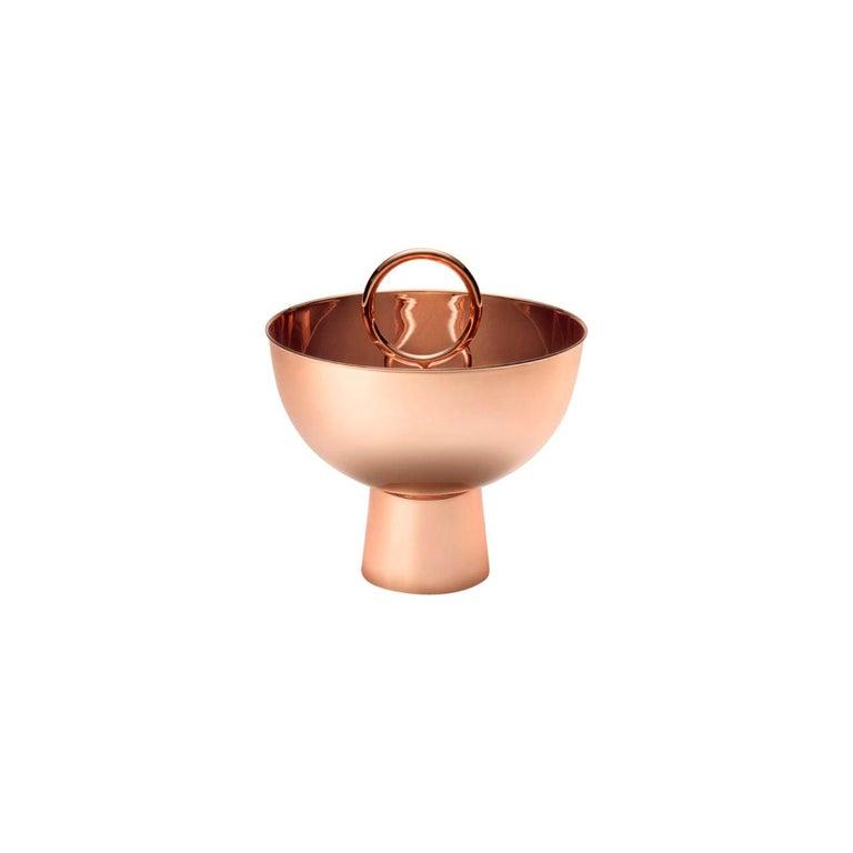 """Stack"" Bucket by Brunno Jahara, Contemporary Design For Sale"