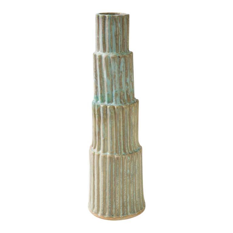 Stack Vase #1 by Robbie Heidinger