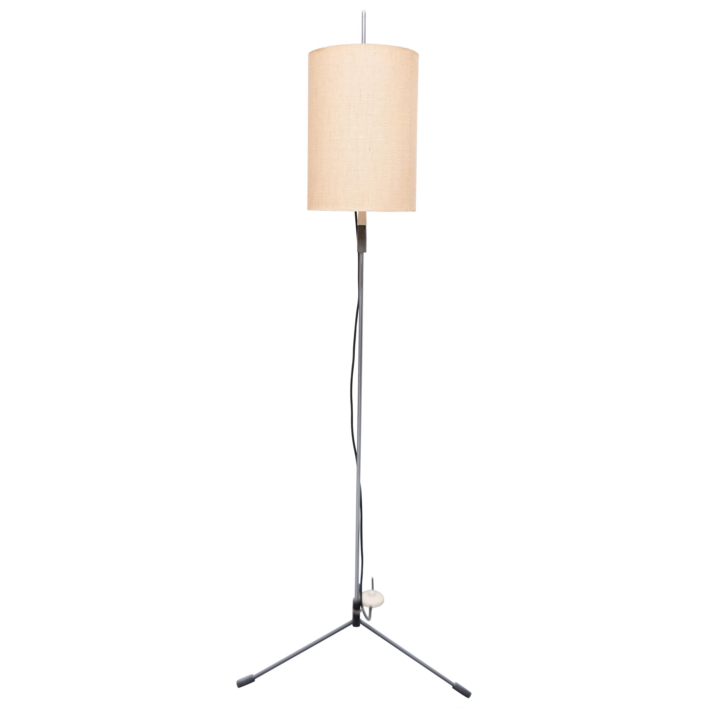 Staff Leuchten Adjustable Floor Lamp, 1960s