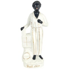 "Staffordshire Figure, ""Uncle Tom"", circa 1852"