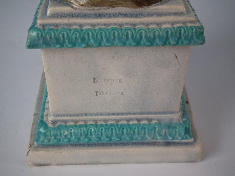 Staffordshire Pearlware Neptune Figure For Sale 4