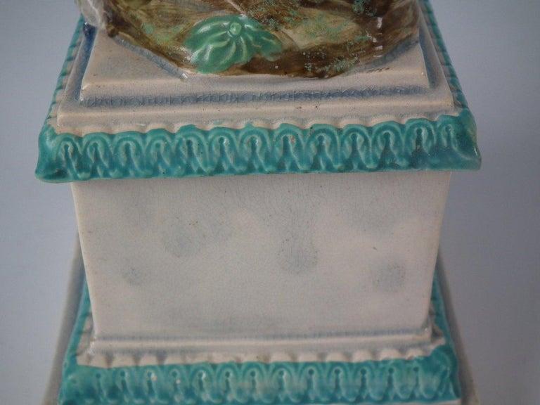 Staffordshire Pearlware Neptune Figure For Sale 3