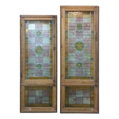 Stained Glass Window Unit
