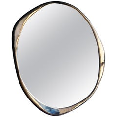 Stainless Steel A. Cepa Mirror by Konekt Furniture