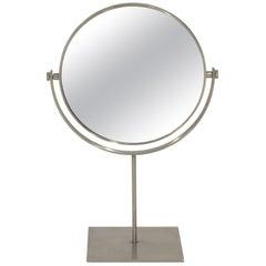 Stainless Steel Vanity Mirror