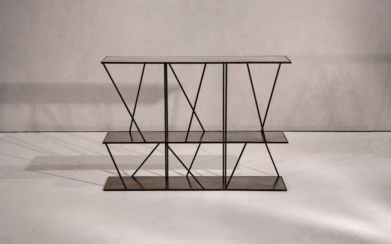 British Staiths Console Table by Novocastrian For Sale