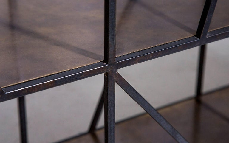 Staiths Console Table by Novocastrian For Sale 1