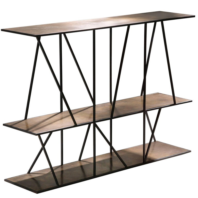 Staiths Console Table by Novocastrian For Sale