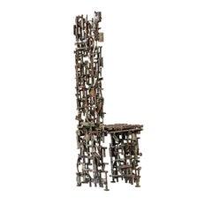 Stalattiti Chair by Salvino Marsura