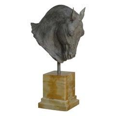 Stallion Sculpture