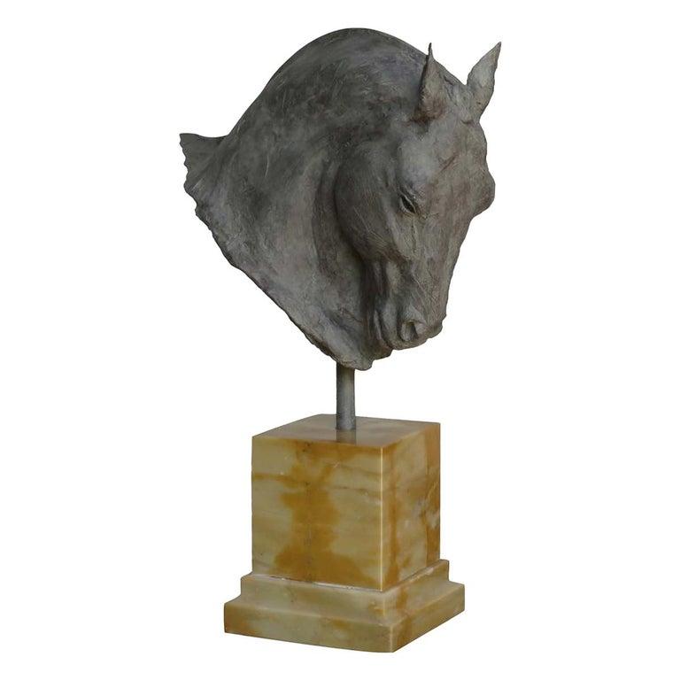 Stallion Sculpture For Sale