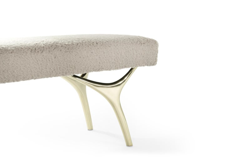 Stamford Modern's Crescent Bench For Sale 1