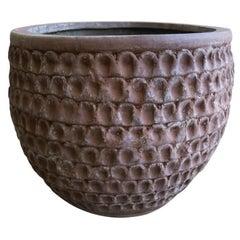 Stan Bitters Handmade Thumb Pot