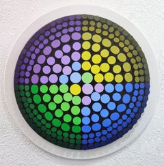 SPECTRUM (DIMENSIONAL PIECES OF WOOD WITH MAGNETS)
