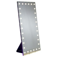 Stand Alone Lighted Floor Mirror