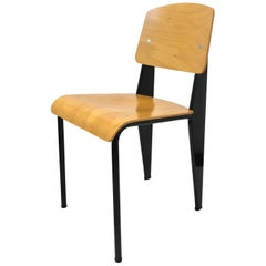 Standard Chair by Jean Prouvé, Vitra Edition 2002
