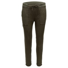 Standard James Perse Olive Green Joggers