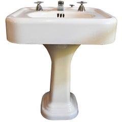"""Standard"" Pedestal Sink"