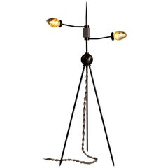 "One of a kind Standing Lamp- ""Thorn 301"" in Stock & Ready to Ship"