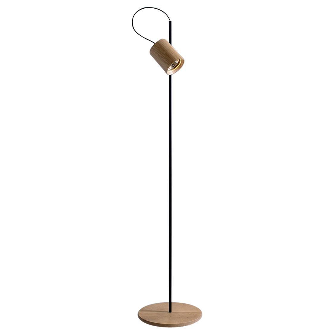 Standing Spot Floor Lamp by ASAF Weinbroom Studio