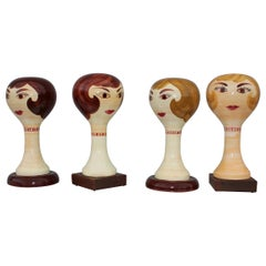 Stangl Pottery Modernist Hat Stands Collection