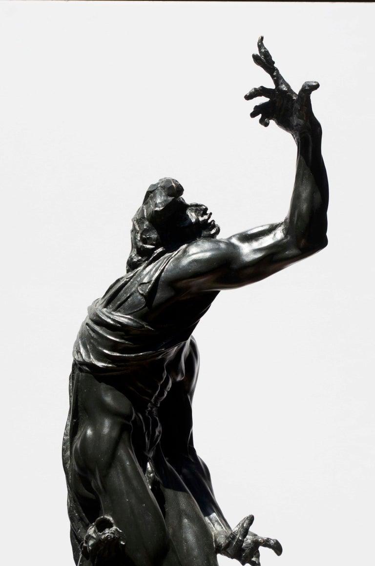 Imploration - Sculpture by Stanislaw Szukalski