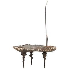 """Stanislaw Trzebinski, """"Archeoflavus Pulchellus"""", Bronze Table"""