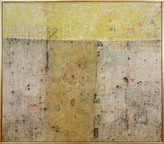 """Cadiz,"" 1960s Modern Abstract Painting"