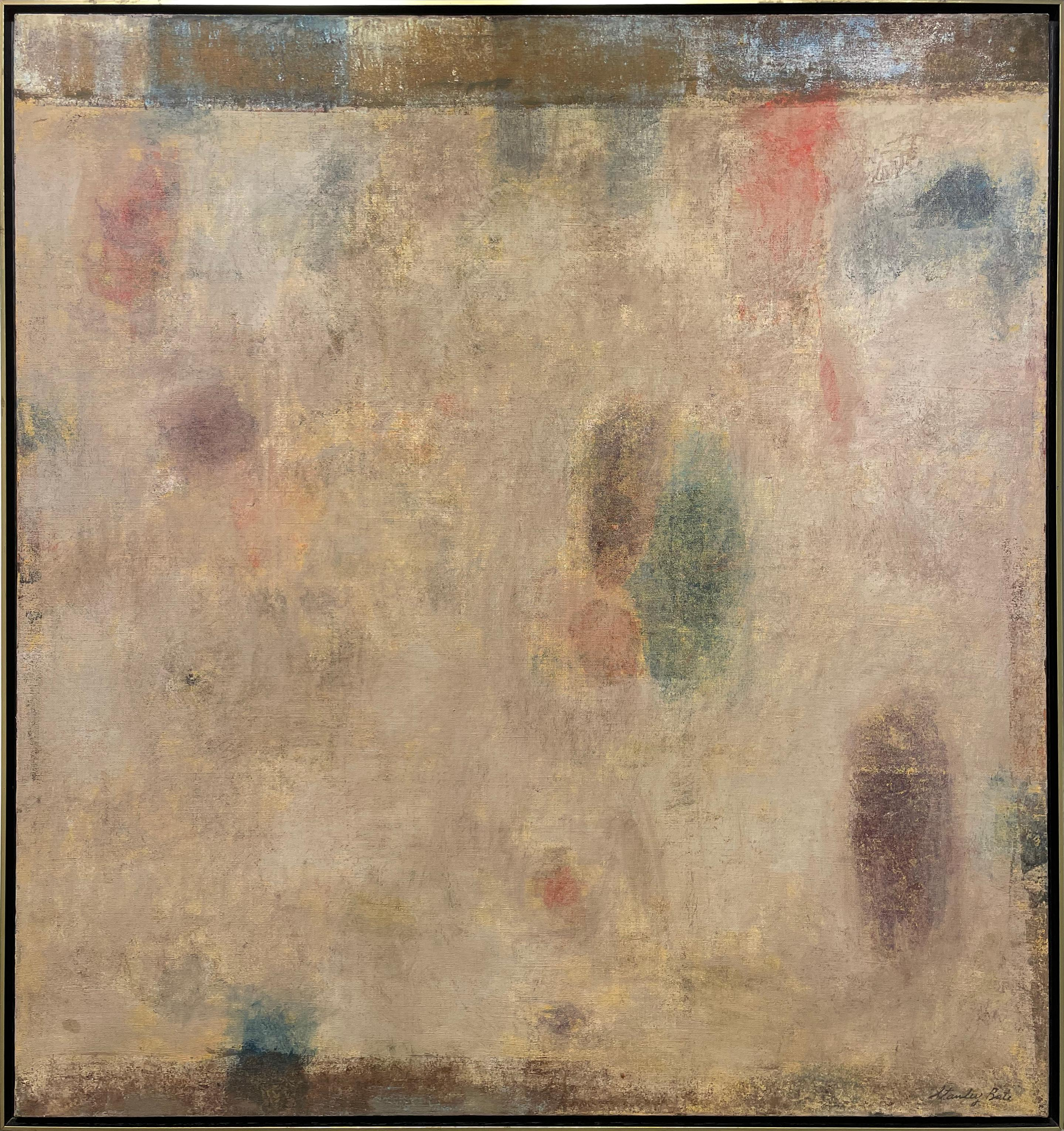 """""""Guipuzcoa,"""" 1960s Modern Abstract Painting"""