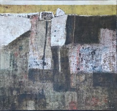"""""""Martos,"""" 1960s Modern Abstract Painting"""