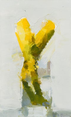 "Stenley Bielen ""Enlace"" -- -- Framed Still Life Oil Painting"