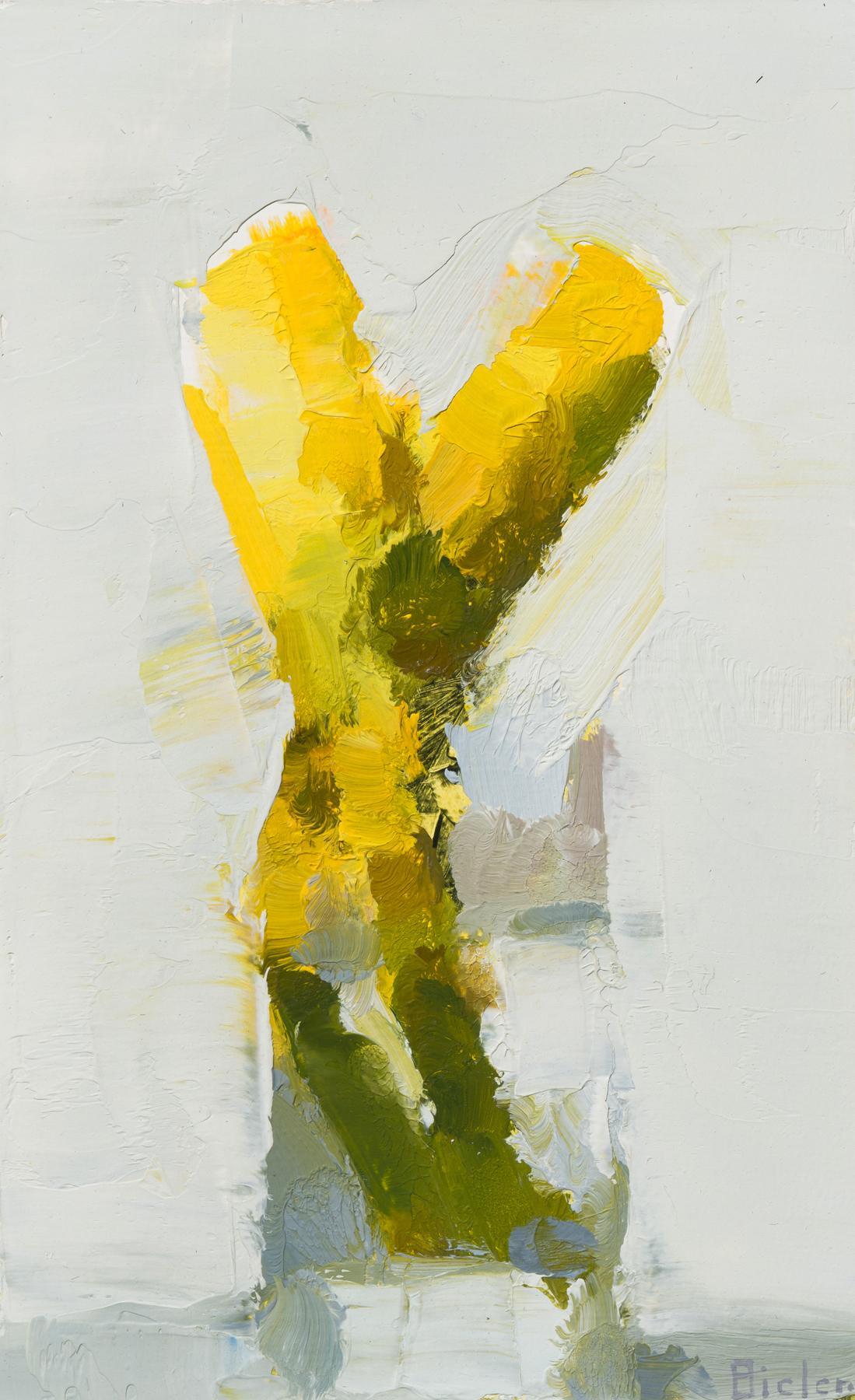 "Stanley Bielen ""Enlace"" -- Framed Still Life Oil Painting"