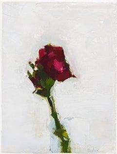 """Stanley Bielen """"Fervent"""" -- Framed Still Life Oil Painting"""