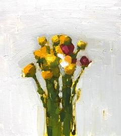 "Stanley Bielen ""Incandescent"" -- Framed Still Life Oil Painting"