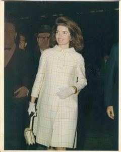 Portrait of Jacqueline Kennedy - Press Photo by Stanley Einzig - 1960s
