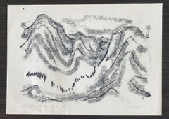 """The Mountain Pass"" from Wanderers Illustrations 112/225"