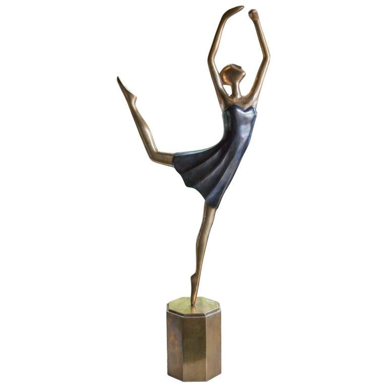 Star Dancer Sculpture For Sale