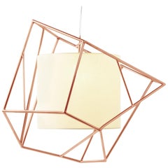 Star I Suspension Lamp Copper