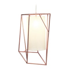 Star II Suspension Lamp Copper