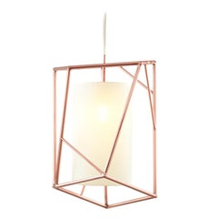 Star III Suspension Lamp Copper