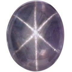 Star Sapphire Ring Gem 12.74 Carat No Heat Loose Unset Gemstone