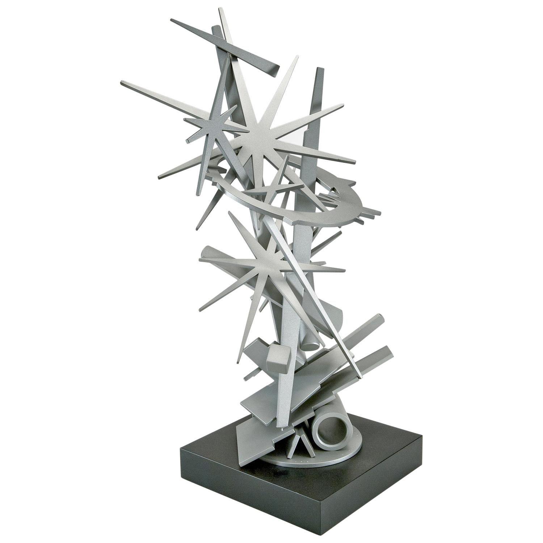 Star Sculpture, 2008 by Albert Paley