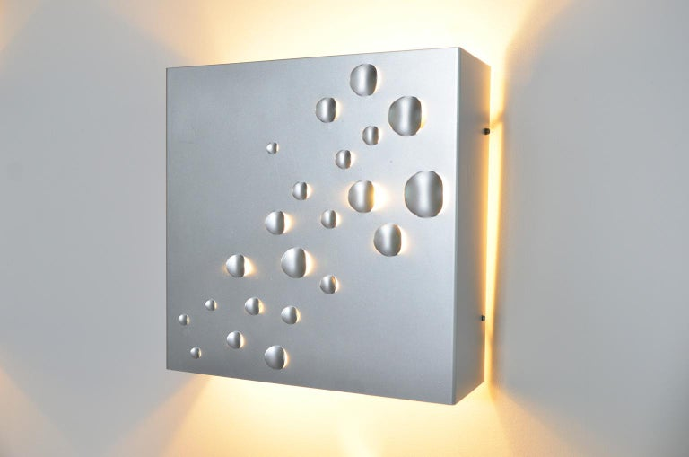 Lacquered Star Shower Wall Sconce by Jelle Jelles for RAAK, Amsterdam For Sale