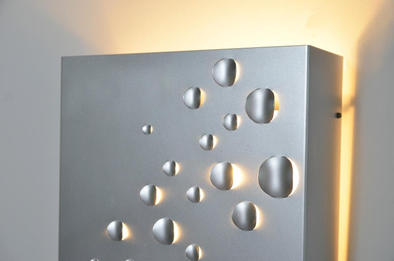 Star Shower Wall Sconce by Jelle Jelles for RAAK, Amsterdam In Good Condition For Sale In RHEEZERVEEN, Overijssel