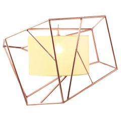 Star Suspension Lamp Copper