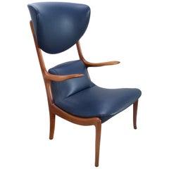 """""""Star Trek"""" Armchair designed by Roberto Lazzeroni for Ceccotti Collezione Italy"""