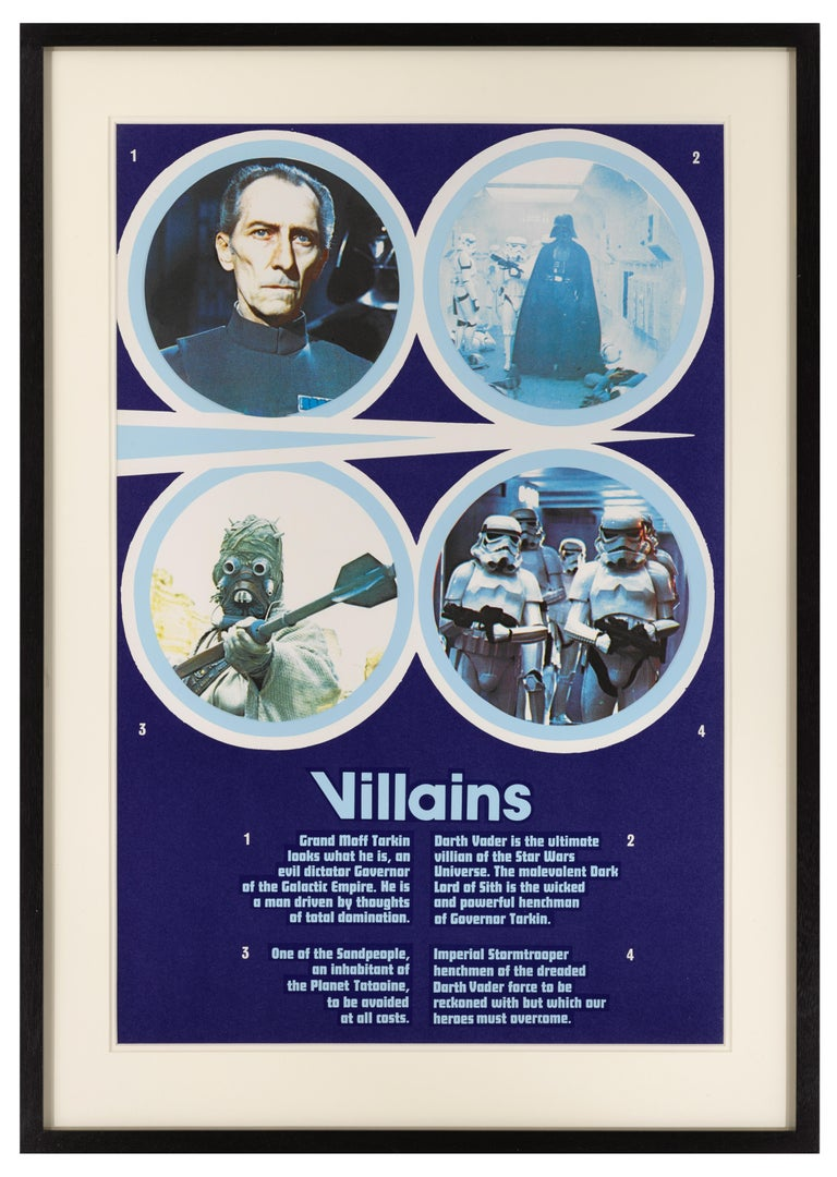 Late 20th Century Star Wars For Sale
