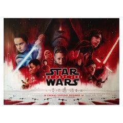 """""""Star Wars: The Last Jedi"""", '2017' Poster"""